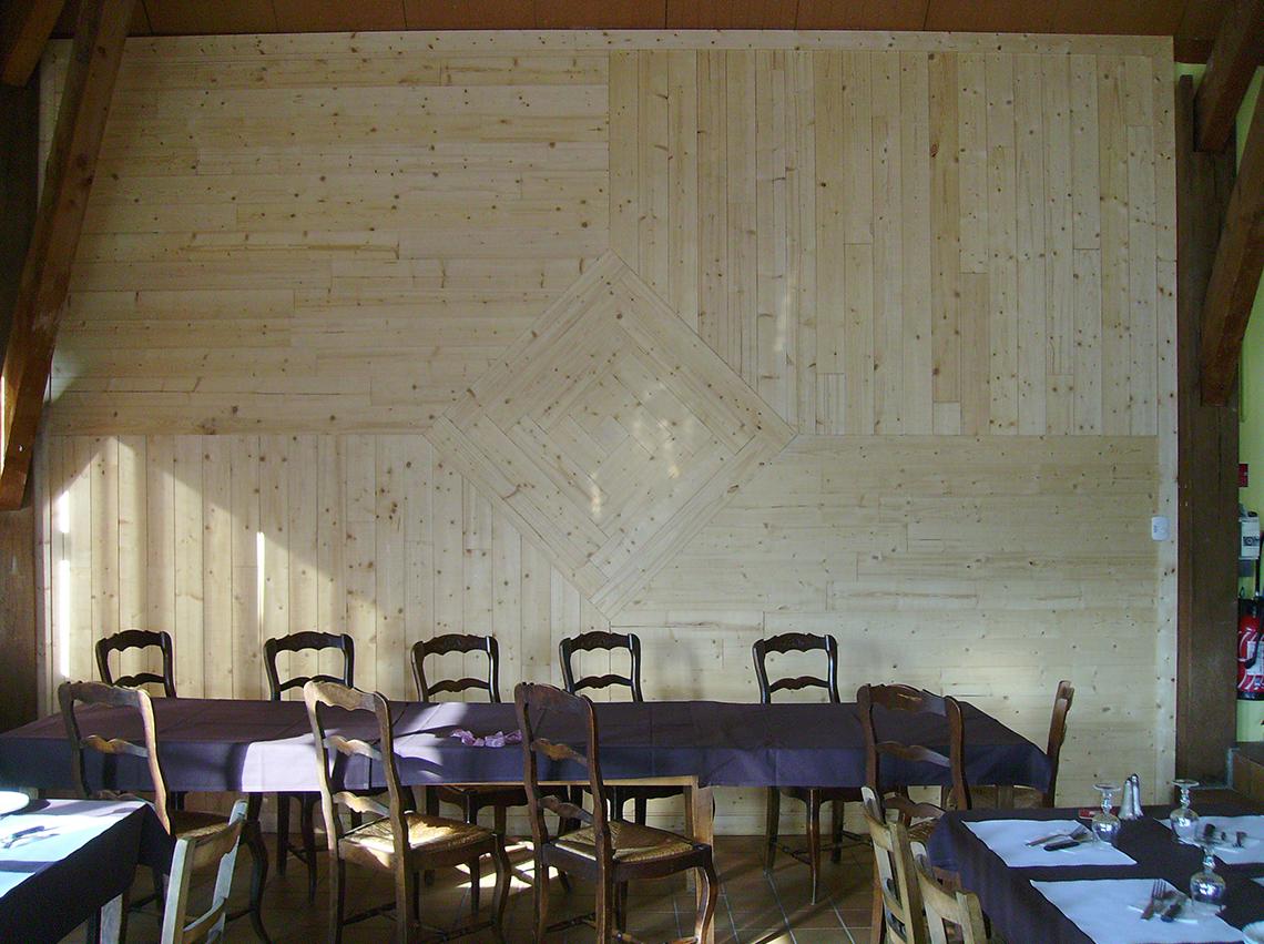 Lambris en Charente Maritime