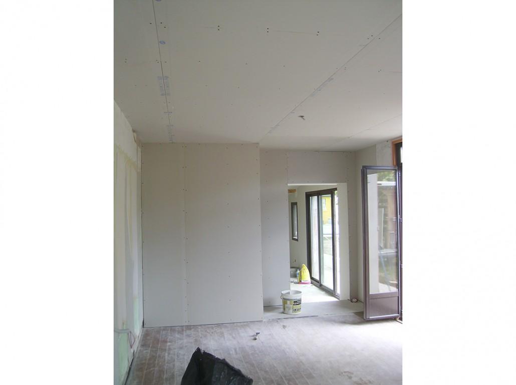 Plaquiste Maison en Charente Maritime - Plafond
