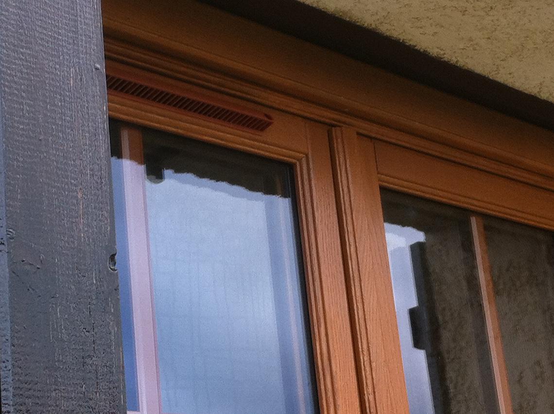 Porte Fenêtre PVC Alu