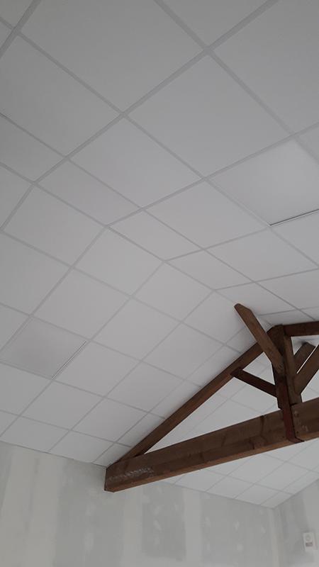 Faux-Plafond - acoustique en Charente Maritime