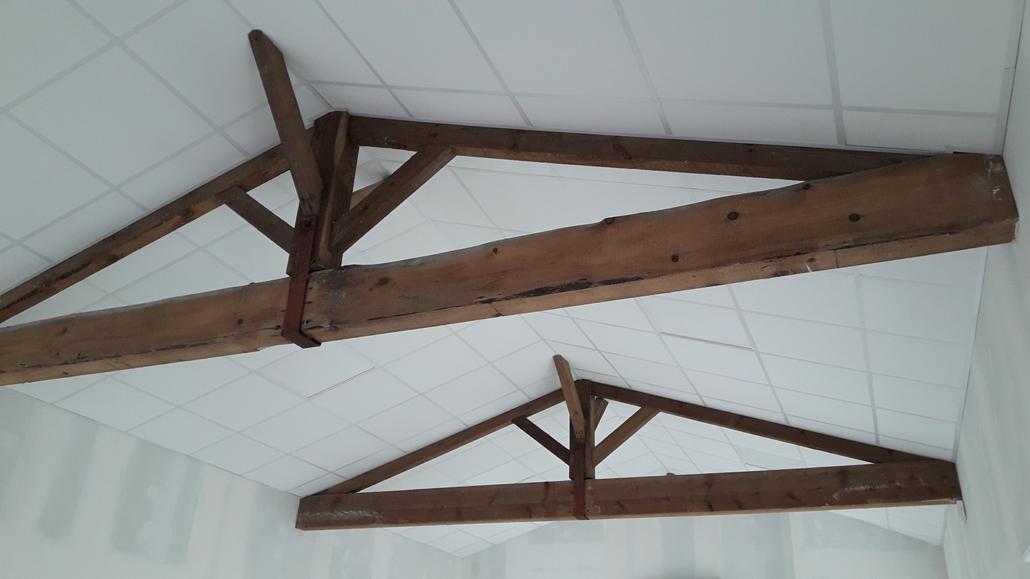 Faux-Plafond - isolation en Charente Maritime